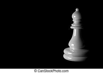 3d, pedaços xadrez