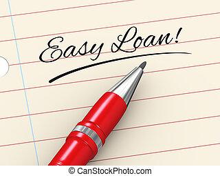 3d pen on paper - easy loan