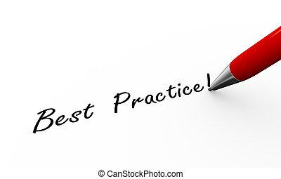 3d pen writing best practice