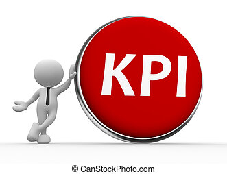 KPI ( Key Performance Indicator ) button