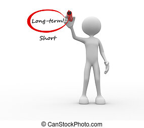 Long Term Vs Short words