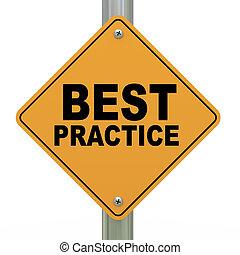 3d, praktyka, droga, najlepszy, znak