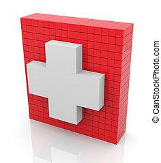 3d, primeros auxilios