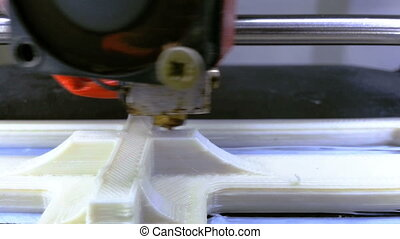 3D Printing Prototype - 3D Printing Plastic Prototype Part