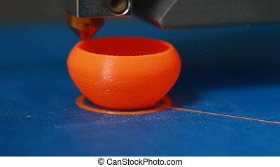 3D Printing Vase - 3D Printing Prototype Vase