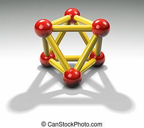 3d, protone