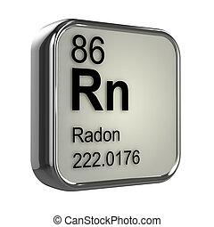 Render elemento qumico tabla peridica radn 3d 3d radn elemento 3d radn elemento tabla peridica urtaz Choice Image