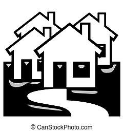 3d, real estate