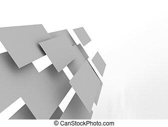 3d rectangles