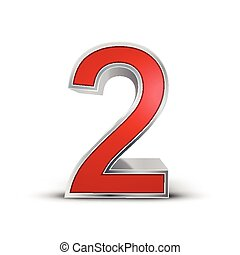 number 2 illustrations and clipart 7 326 number 2 royalty free rh canstockphoto com number 2 outline clipart number 2 clipart black and white