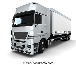 Cargo Delivery Vehicle