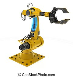 Industrial Robot Arm