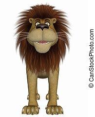 Toon Lion