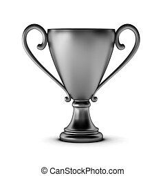 3d render of cup