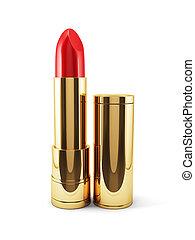 lipstick isolated