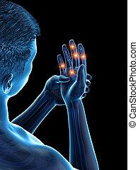 painful finger joints