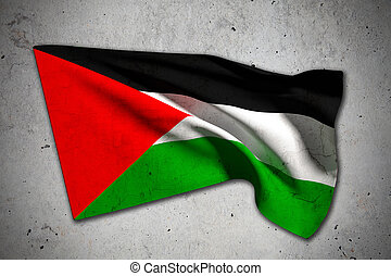 old palestine flag