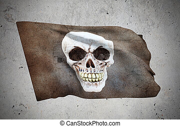 old pirate flag
