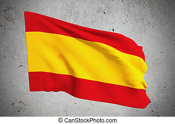 old Spain flag