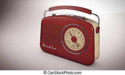 Red Radio receiver