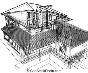 3d, resumen, arquitectura moderna