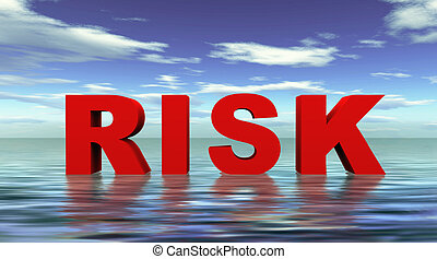 3d risk on water