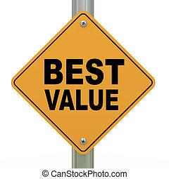 3d road sign best value