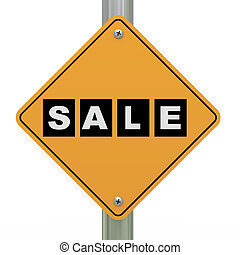 3d road sign sale