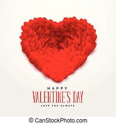 Corazones Rojo 3d Corazón Lleno Amor Centro Corazones Usted