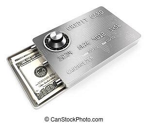 3d safe credit card