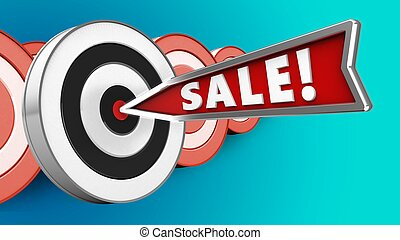 3d sale arrow
