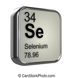 3d, selenium, element