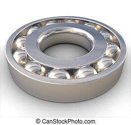 3d Self-aligning ball bearing