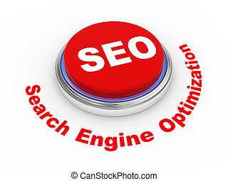 3d Seo button