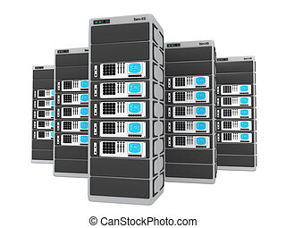 3d, server