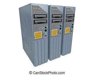 3d servers #4