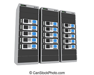 3d Servers #5