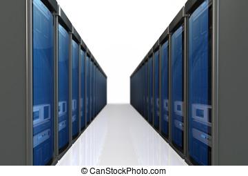 3d servers  datacenter