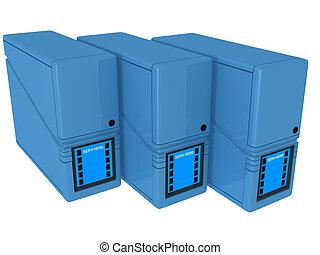 3D Servers ND #1