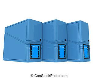3D Servers ND #3