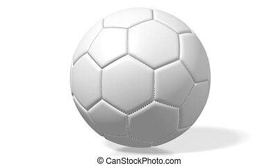 3D soccer/ football ball