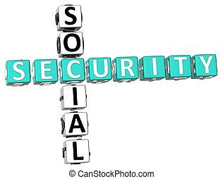 Social Security Crossword
