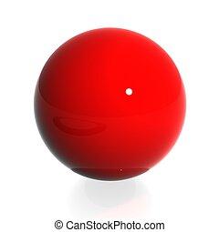 3d spheres - 3d illustration of spheres