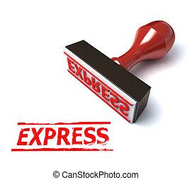 3d stamp express