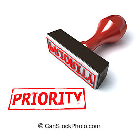 3d stamp priority