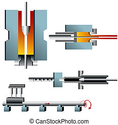 3d Steel Pipe Making