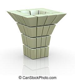 3d structure design