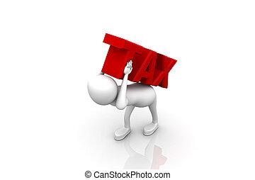 3d tax