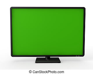 3d television lcd screen plasma black tv