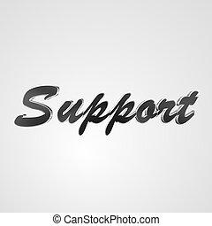 3D Text Support